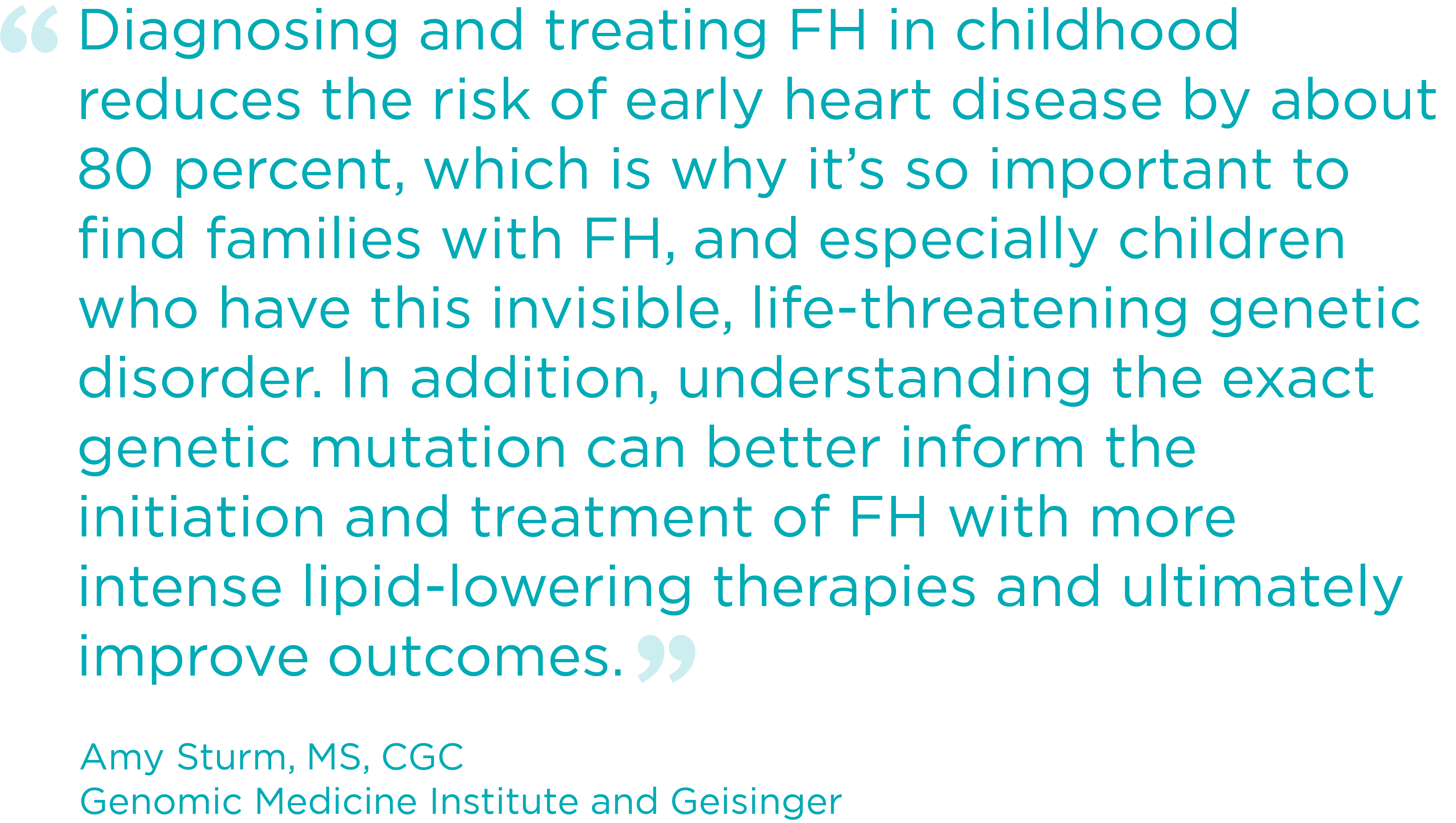 Genes Can Have Up To 80 Percent >> Overview Of Genetic Testing For Fh The Fh Foundation