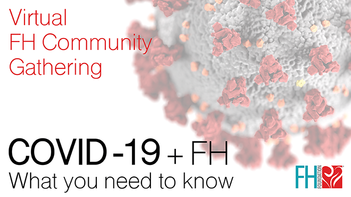 Virtual FH Community Call for FH and COVID-19