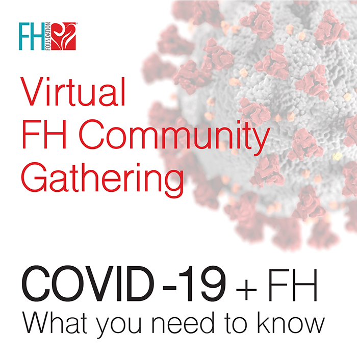 Virtual FH Community Call – FH & COVID-19: What you need to know