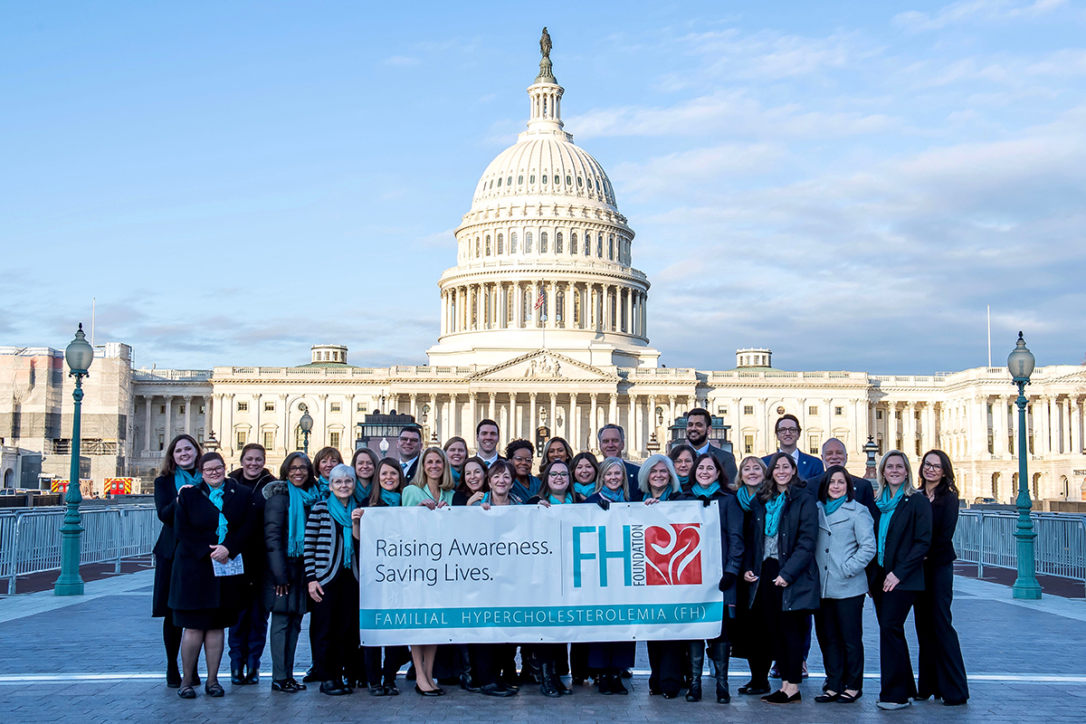 FH Advocate at Capitol Hill