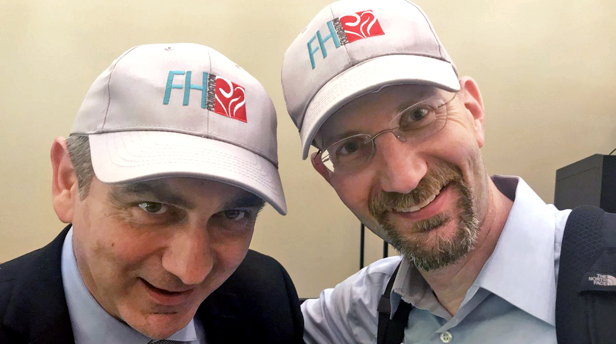 dr. knowles the fh foundation hat