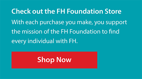 The FH Foundation Store Call to Action