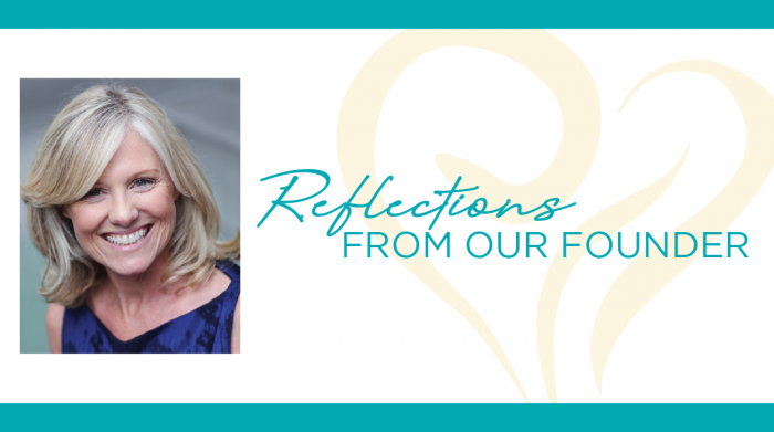 Katherine Wilemon - Reflection from our Founder