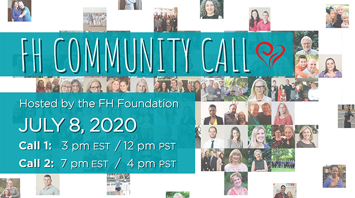 July 2020 FH Community Call