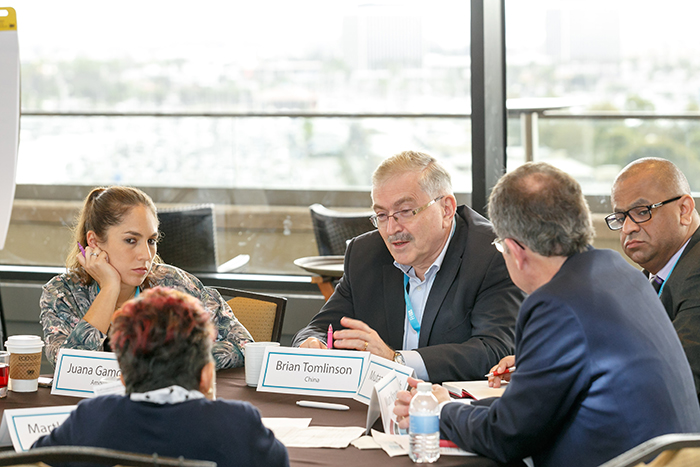Global Call to Action Meeting in Marina del Rey - 2018