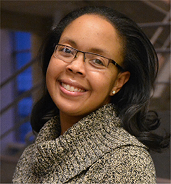 Latrice Landry, MS, PhD, MSC