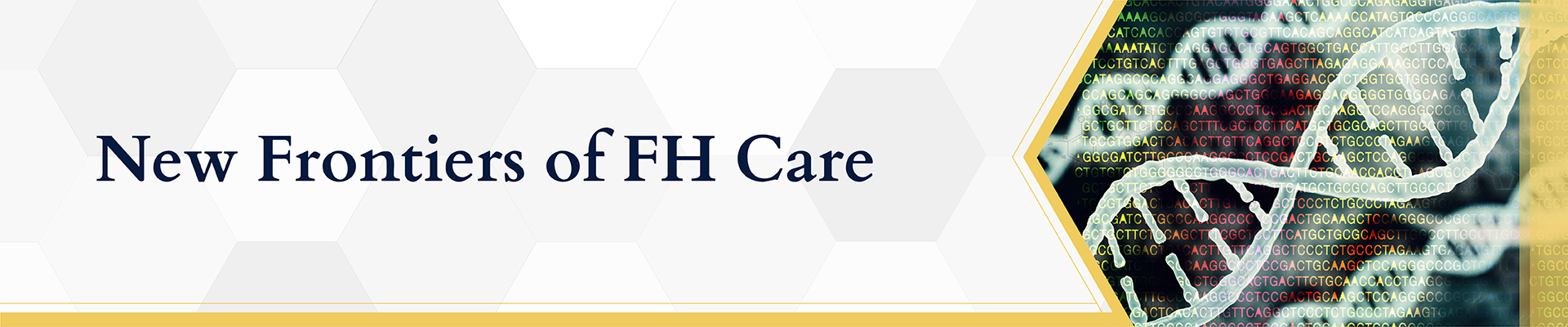 Session 5 - New Frontiers of FH Care