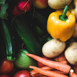 Healthy Choices - Fruits and Veggies