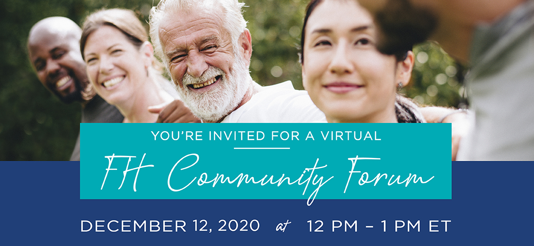 2020 FH Community Forum