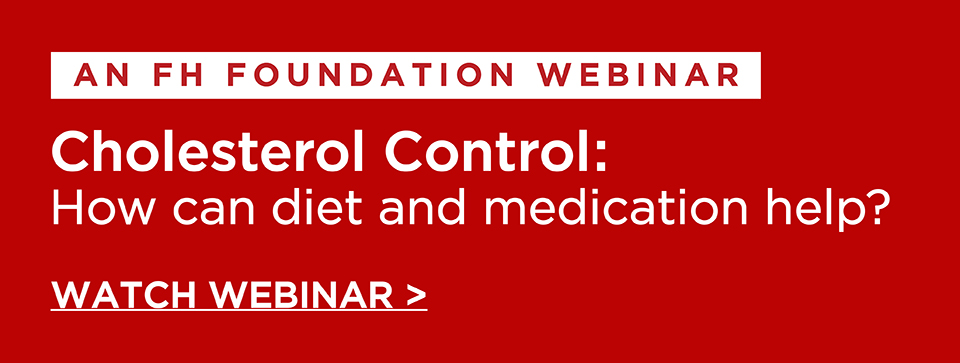 Cholesterol Control: How can diet and medication help?
