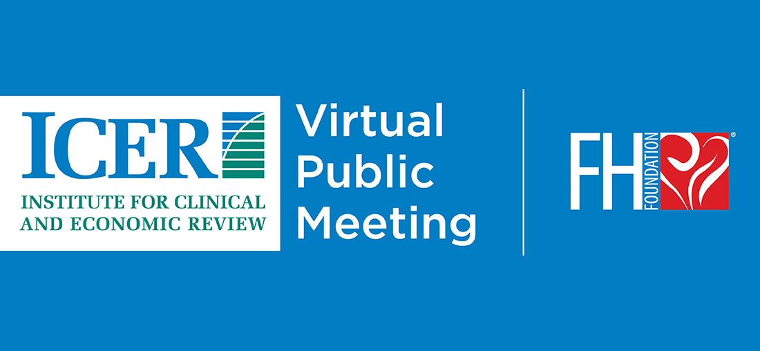 ICER Virtual Public Meeting