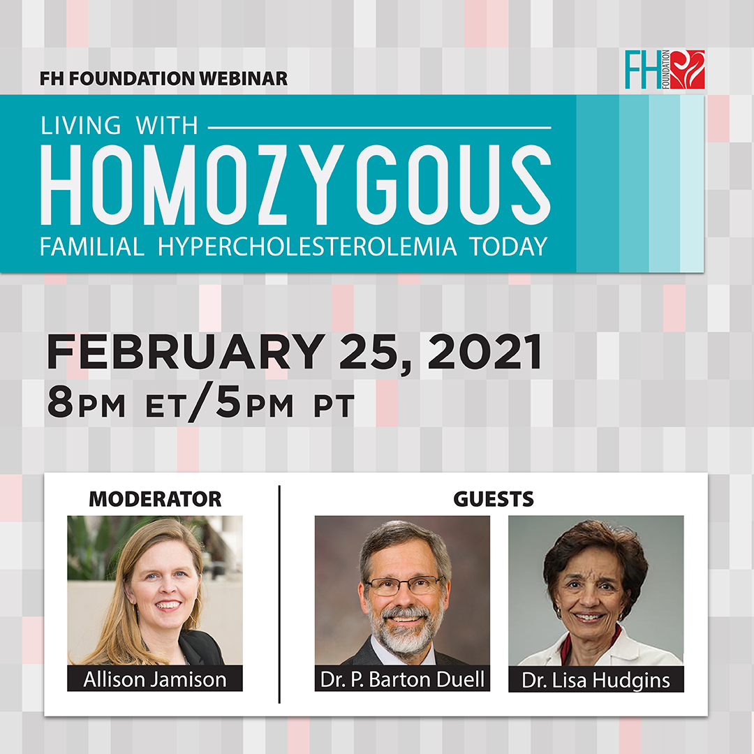 Living with Homozygous Familial Hypercholesterolemia Today