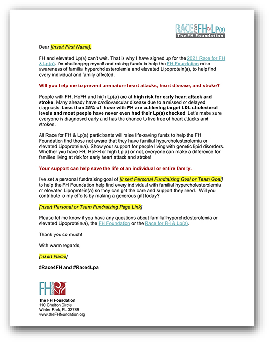 Sample Appeal Letters