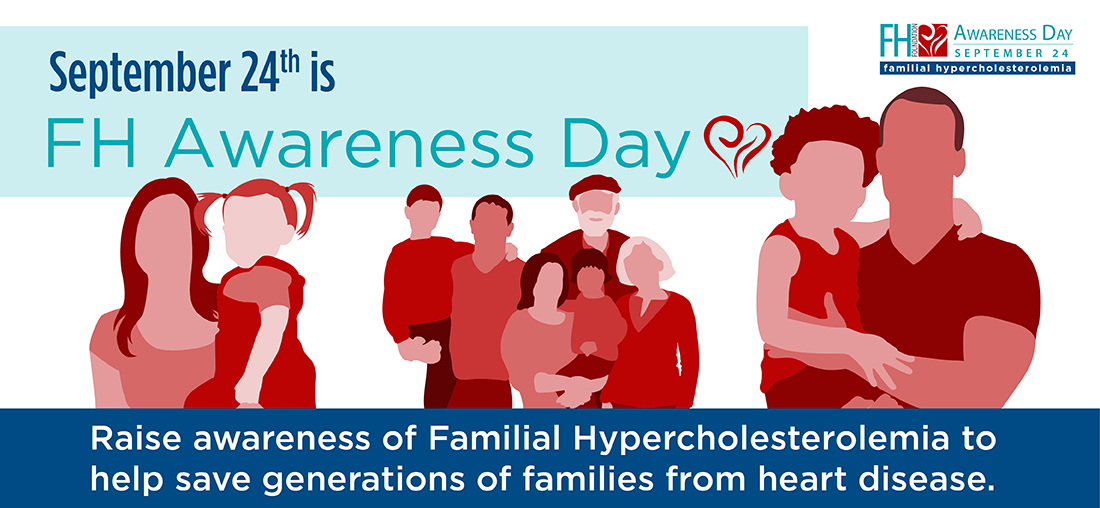 September 24th is FH Awareness Day