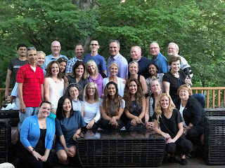 The FH Foundation Advocates and some staff