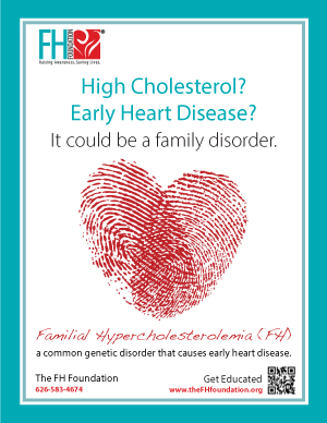 Familial Hypercholesterolemia Poster