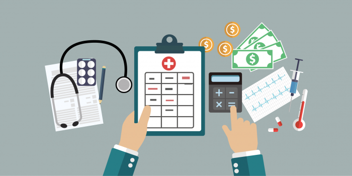 Illustration relating to Costs and Health Insurance