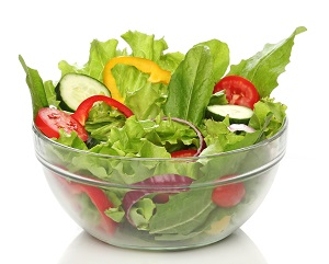 A diet rich in vegetables, fruits, and whole grains can lead to lower LDL levels.