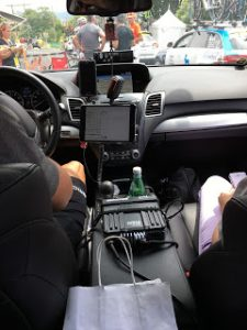 Some of the technology in the BMC car