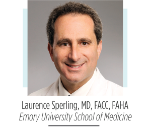 2019 FH Global Summit Steering Committee - Laurence Sperling, MD, FACC, FAHA