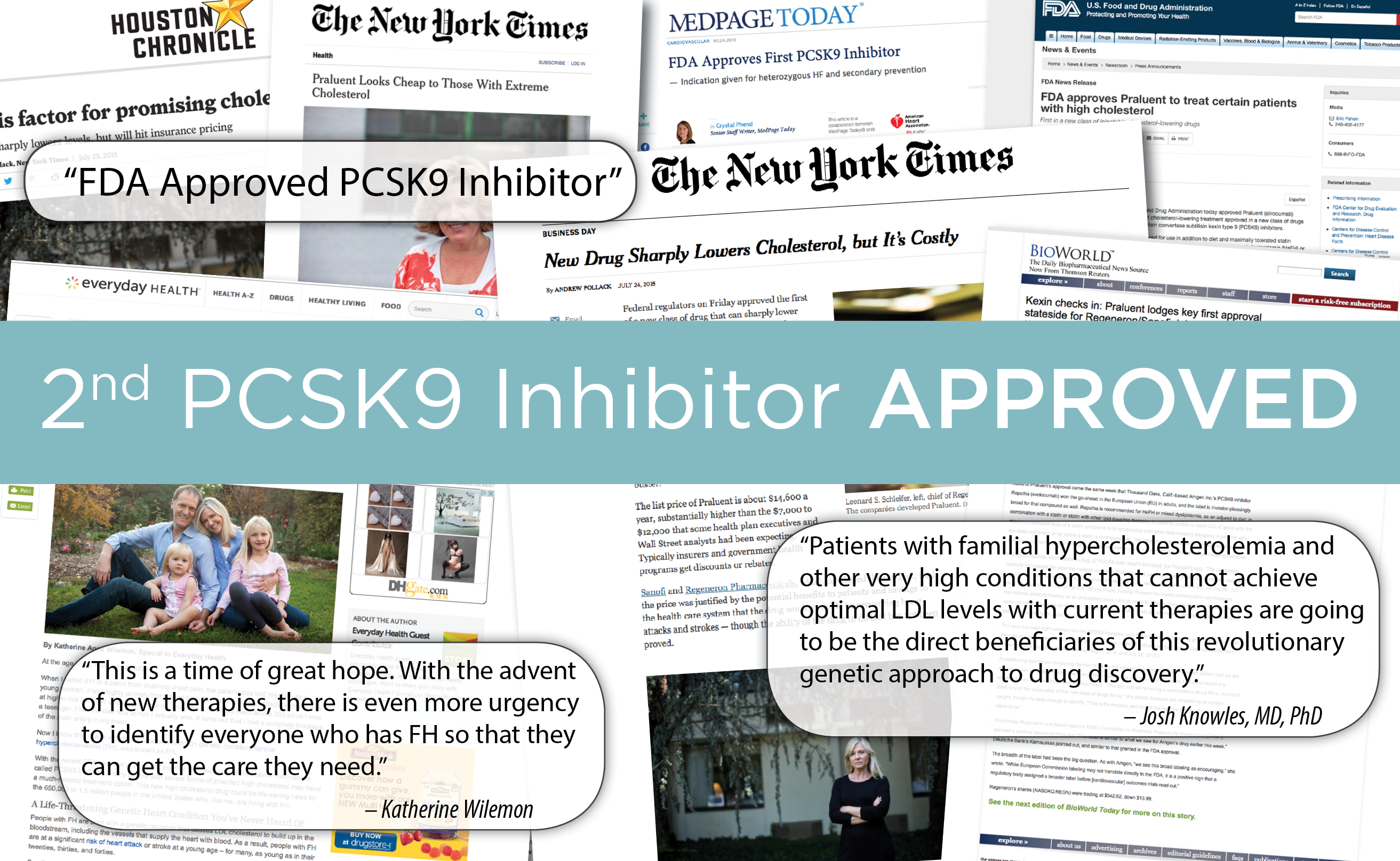 NewsAlert_Collage_2ndPCSK9Approved&JulyArticles_V3_8.25.2015