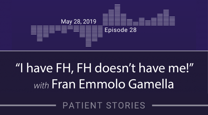 I have FH podcast cover art