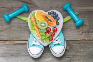 A healthy diet and exercise program that leads to an ideal weight can reduce your risks.