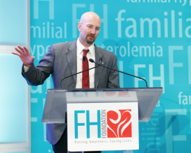 Joshua W. Knowles, MD, PhD Chief Medical Advisor, The FH Foundation