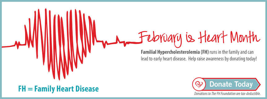 February is Heart Month - Donate Today