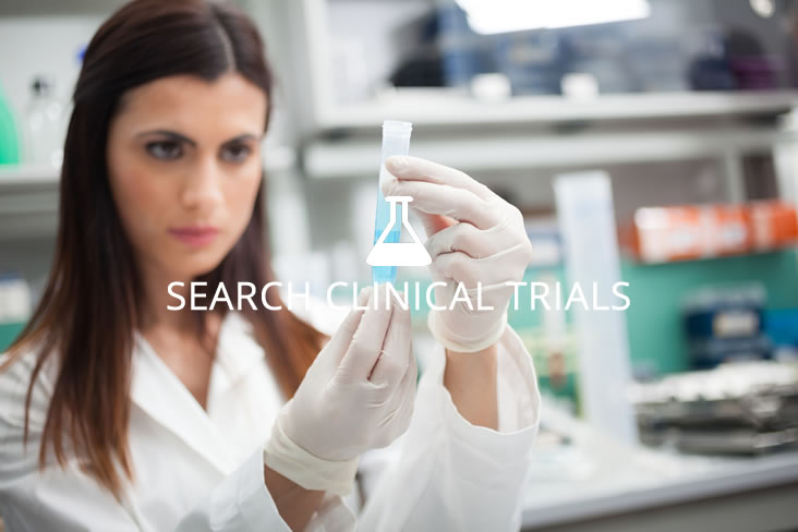 registry landing search clinical trials image